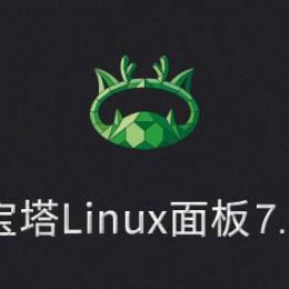 宝塔Linux面板 v7.5.1 企业破解开心版